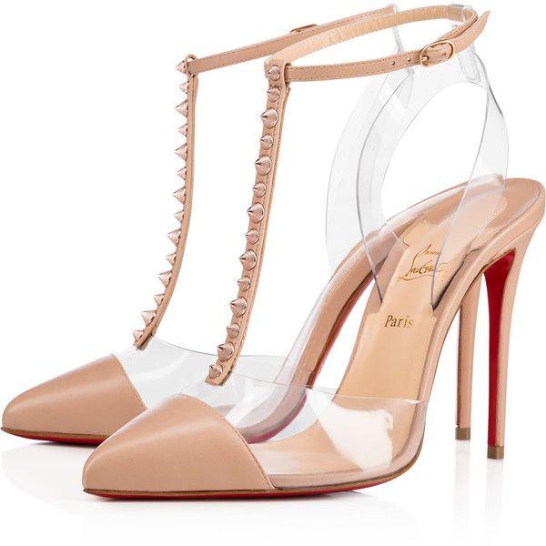 Chaussures Plates à Bouts Pointus En Cuir Cloutées Irishell - NoirChristian Louboutin 2DBDhu