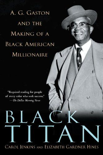 The grandson of slaves, born into poverty in 1892 in the Deep South, A. G. Gaston died more than a century later with a fortune worth well over $130 million and a business empire spanning communications, real estate, and insurance. Gaston was, by any measure, a heroic figure whose wealth and influence bore comparison to J. P. Morgan and Andrew Carnegie. Here, for the first time, is the story of the life of this extraordinary pioneer, told by his niece and grandniece, the award-winning…