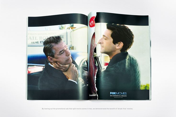 Fox Movies 'Hollywoodland' | Agency: Leo Burnett Dubai | Dubai Lynx 2013: GRAND PRIX PRINT