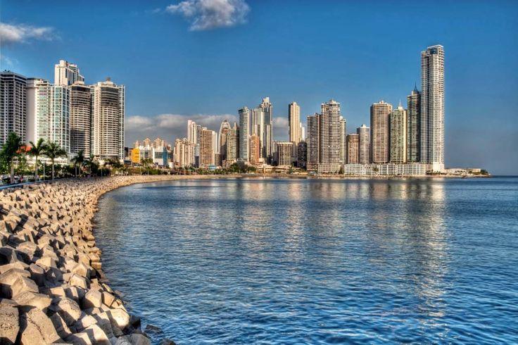 24 horas na Cidade do Panamá