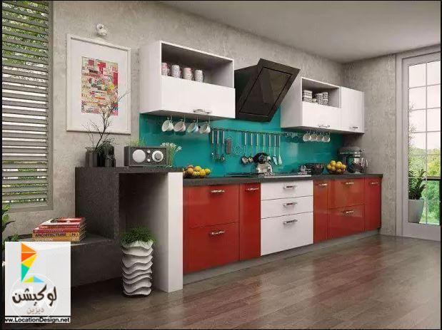 معارض مطابخ 2019 2020 تصاميم مطابخ مودرن صغيرة وبسيطة Kitchen Design Kitchen Functional Kitchen Design