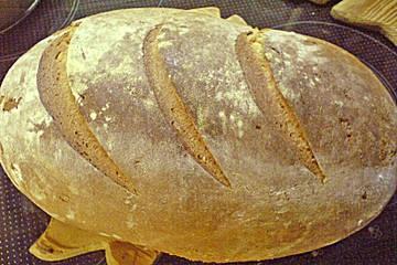 Kräftiges Weizen-Roggen Brot (Rezept mit Bild) von blacky278   Chefkoch.de