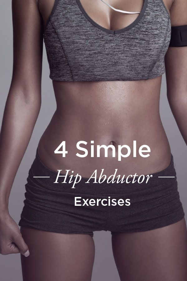 Hip Abductor Exercises to Prevent Injury and Promote Strength