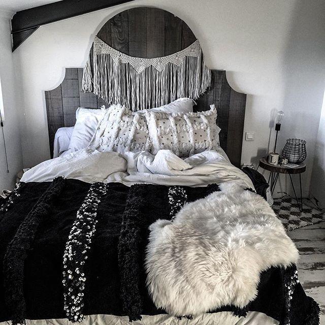 Chambre cosy bohème #home #cosy #boheme