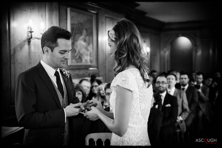 Wedding at Burgh House by Ascough Photographers.