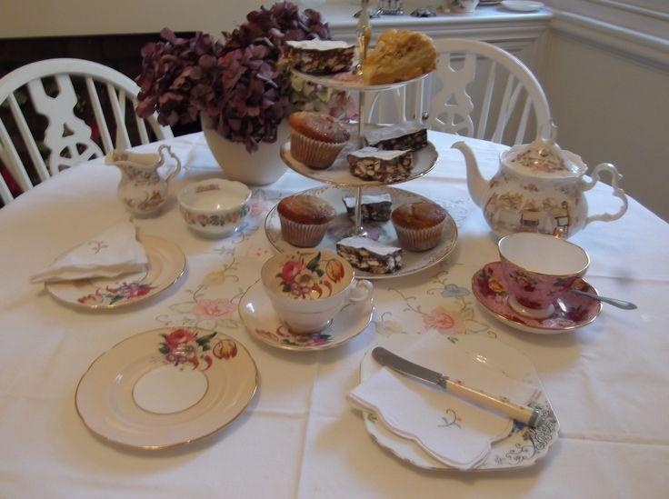A Vintage Tea Party and Vintage Fashion Fair