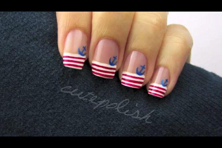 Easy nail art by cutepolish : Images about cutepolish on nail art