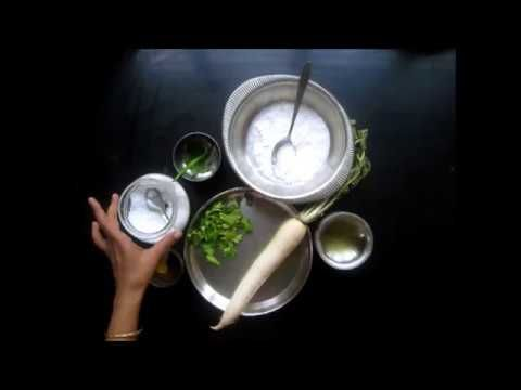 How To Make Mulyachi Koshimbir, Or, White Radish Salad