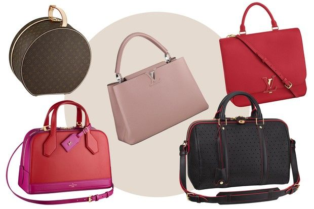 Bolsas da Louis Vuitton (Foto: Arte Vogue Online)