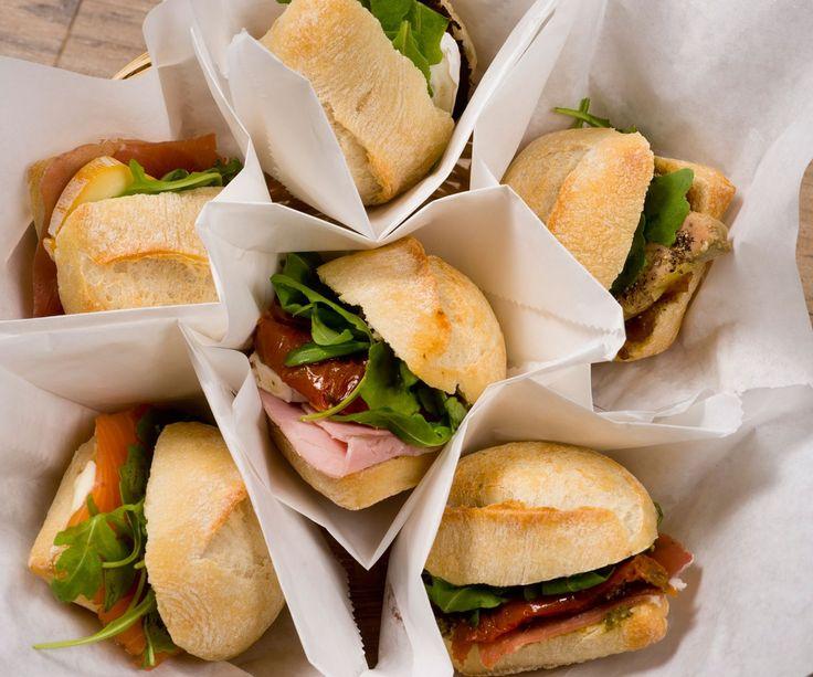 Gourmix   Les p'tits sandwichs du terroir