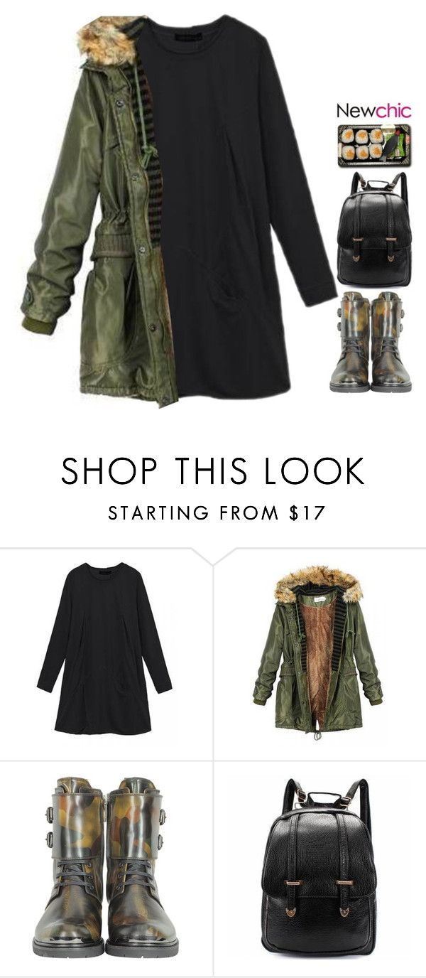 """NC 4"" by emilypondng ❤ liked on Polyvore featuring Loriblu, Jura and newchic"