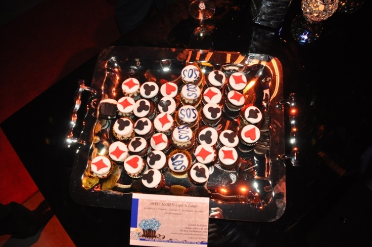 Casino Royale Cupcakes!
