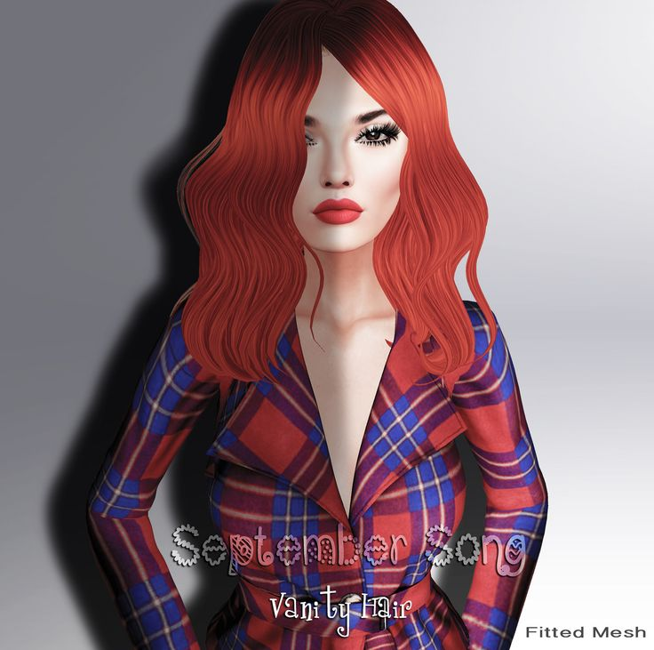 https://flic.kr/p/ywpNXf | VanityHair@September Song | Exclusive at Shiny Shabby September round starting the 20th.