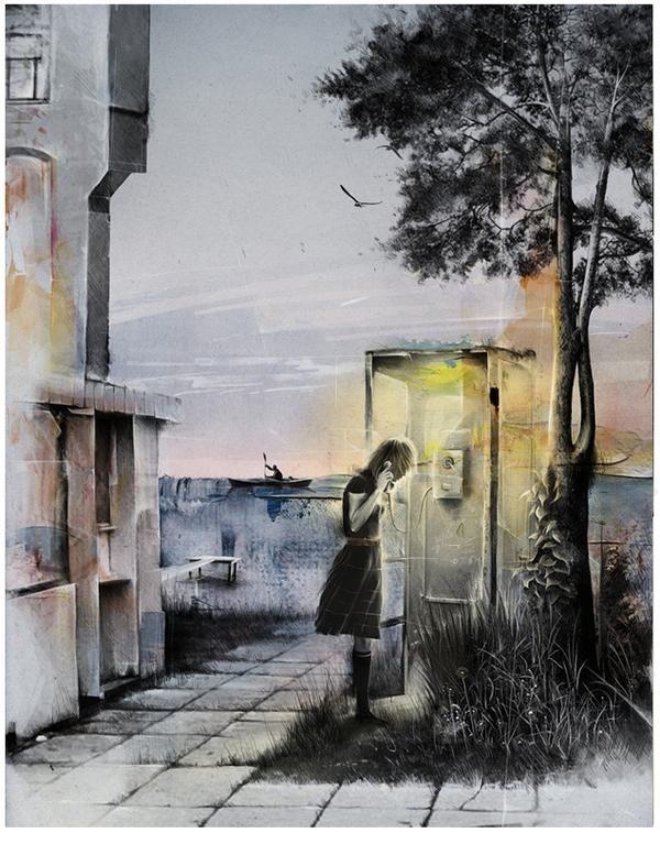 - Illustrations by Alexey Kurbatov <3 <3