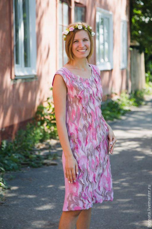 """Платья ручной работы. Ярмарка Мастеров - ручная работа. Купить Платье"""" Романтическая нежность........ Handmade. Одежда для женщин, авторская работа"""