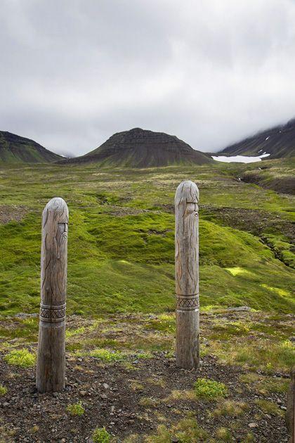 Saga Poles - Iceland