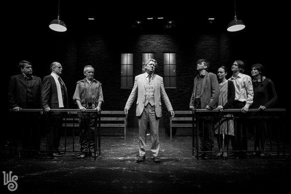 A mi osztályunk - Lukáts Andor - Weöres Sándor Színház (Tadeusz Słobodzianek: Nasza klasa)