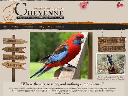 Cheyenne Farm Retreat Armidale