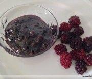 Böğürtlen Reçeli / Blackberry Jam