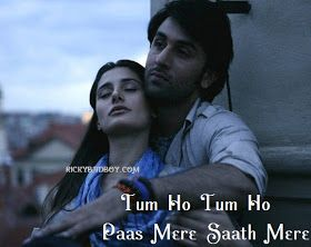 Tum Ho Lyrics - Rockstar - Mohit Chauhan