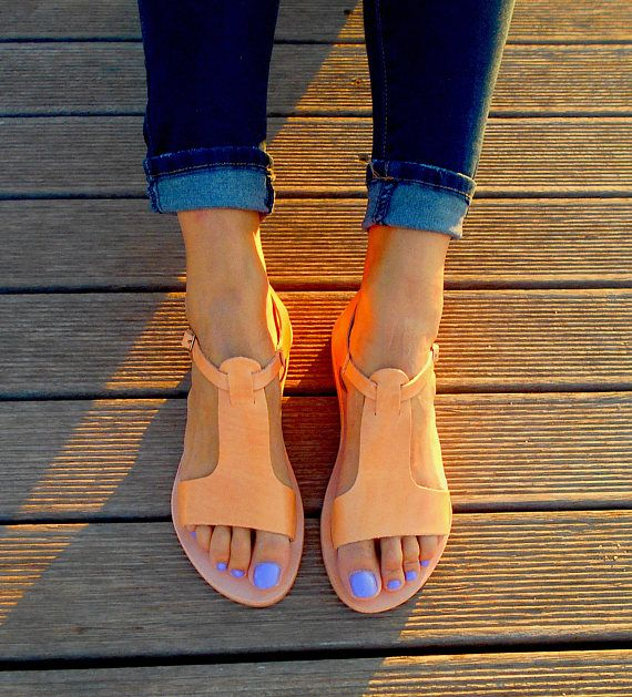 Greek leather sandals, Greek Sandals, Womens sandals, Summer sandals, Handmade Leather Sandals, Ancient Greek sandals