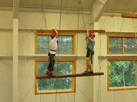 209 Best Images About Ropes Course Elements On Pinterest