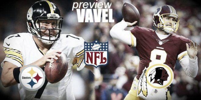 Washington Redskins vs. Pittsburgh Steelers Live NFL