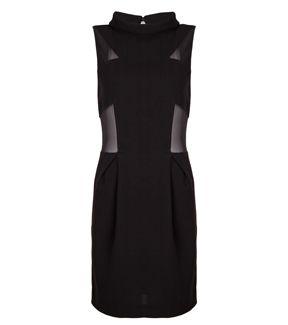 fleur b. Black Beaumont Dress