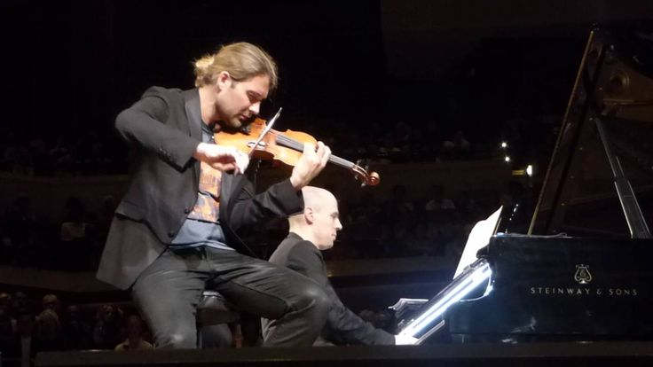 David Garrett & Julien Quentin - 16.05.2016 - Philharmonie Berlin