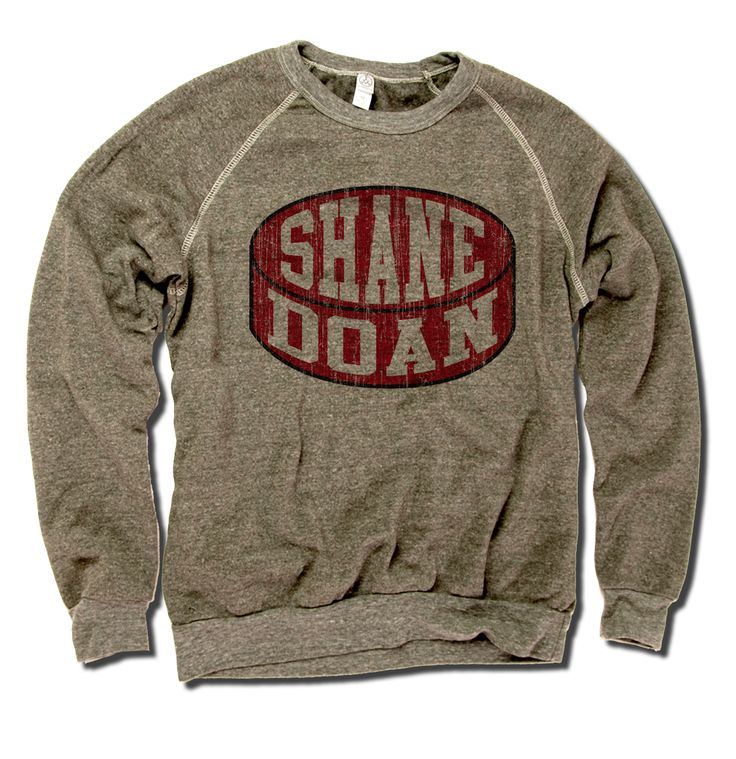 Shane Doan Puck
