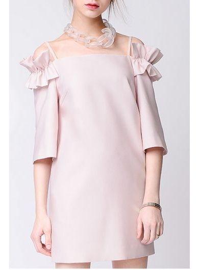 STUDE Off Shoulder Dress@ shopjessicabuurman.com