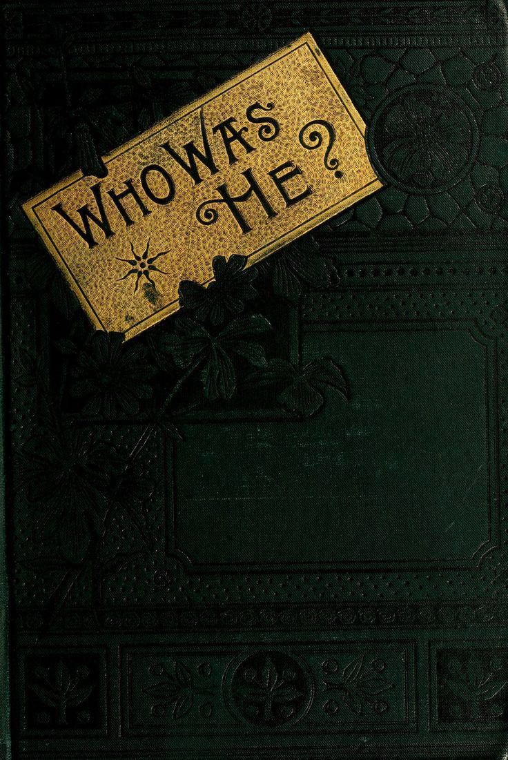 Who Was He? Six Short Stories About Some Of The