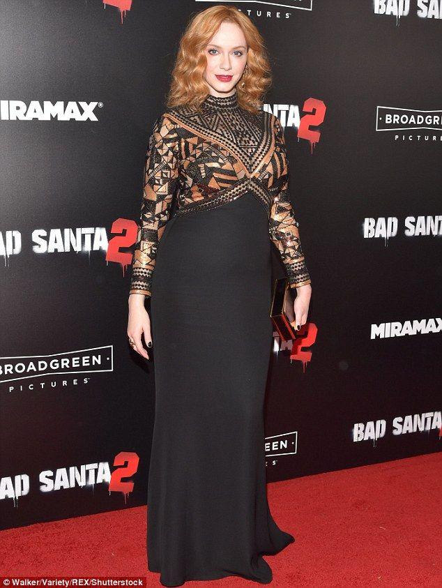 Becky g black dress indecent