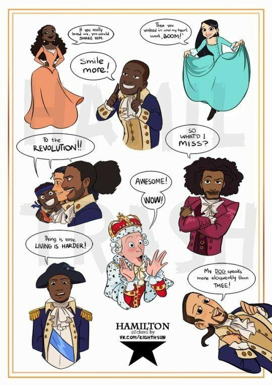 #Hamilton #Hamiltonthemusical