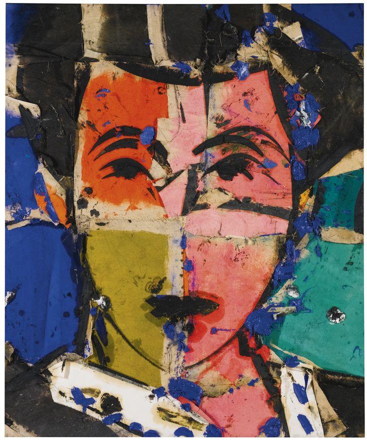 Manolo Valdés  - after Matisse