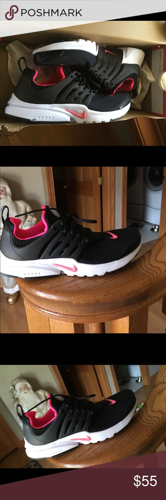 Nike presto sneakers Brand new when box . 5youth size Nike Shoes Sneakers