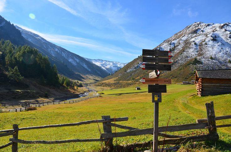 Erleben Sie im Alpin & Relax Hotel DAS GERSTL wundervolle, geführte Herbstwanderungen