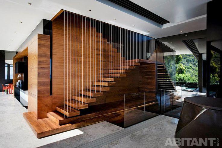 Современные лестницы. Фотобрейк. Оригинальные лестницы для стильного интерьера.