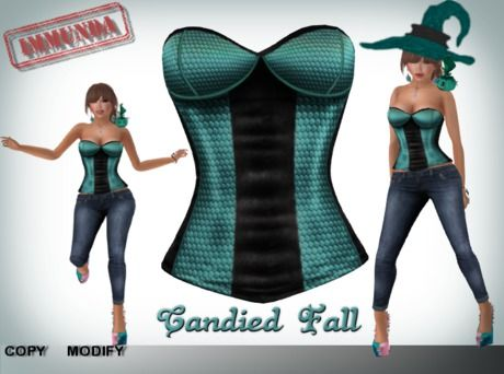immunda Candied Fall (Again) Halloween Dollarbie Offer