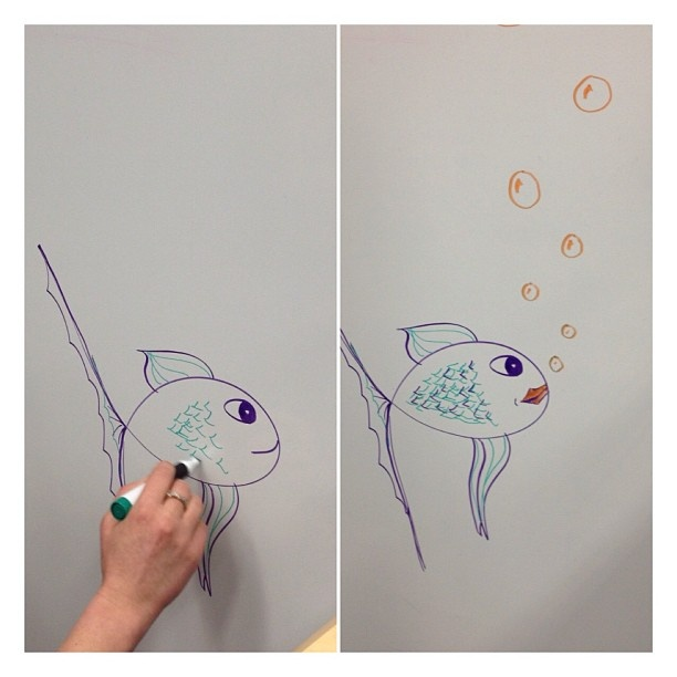 1000 images about cool whiteboard art on pinterest for Cute whiteboard drawings