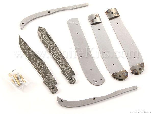 35 Best Images About Knife Kits Folding On Pinterest