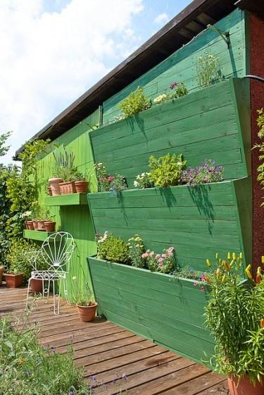Groene muren