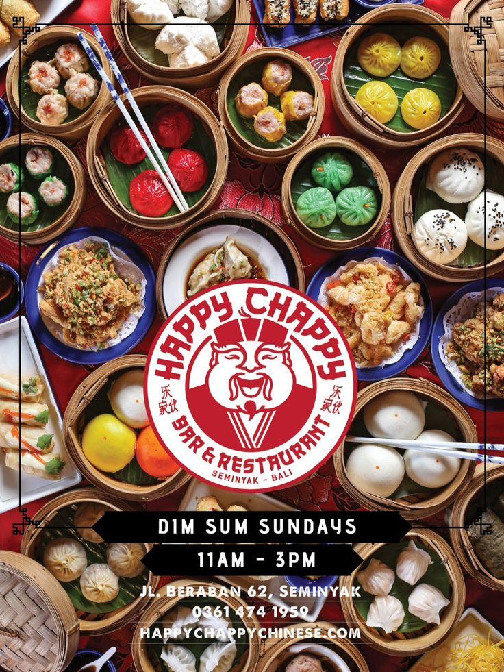 This Sunday at Happy Chappy #HappyChappy #ChineseRestaurant #BaliPlusMagazine #BaliMagazine #BaliPlus #Magazine #Bali