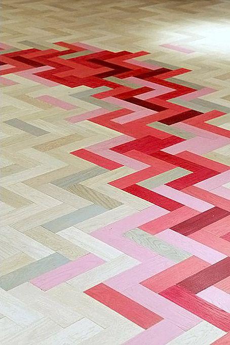 Stella McCartney Milan designed by APA...parquet flooring by Raw Edges - Google Search