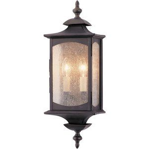 56 best lighting fixtures images on pinterest bronze finish updated coach lantern outdoor light 2 light from shades of light mozeypictures Image collections