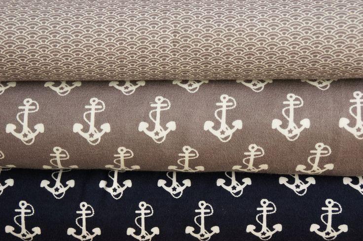 Tricots met nautische print