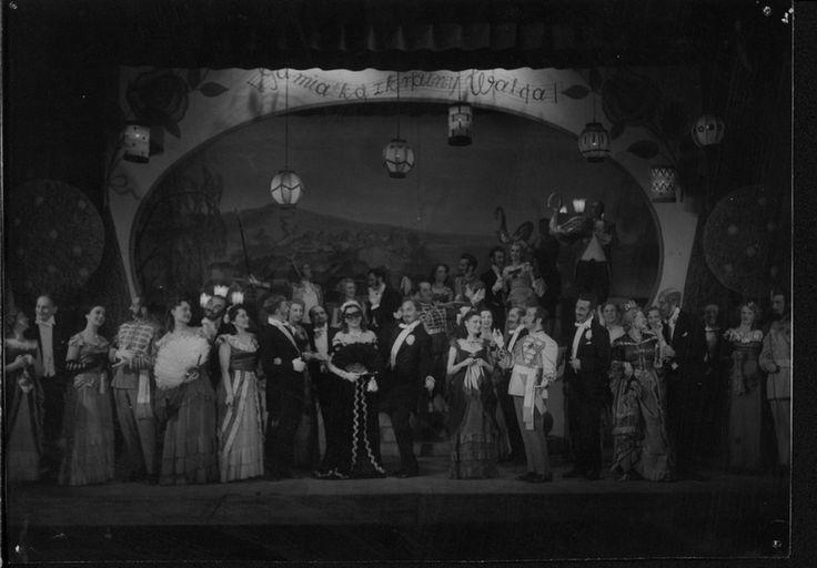 Zemsta nietoperza / fot. archiwum Teatru Muzycznego w Łodzi