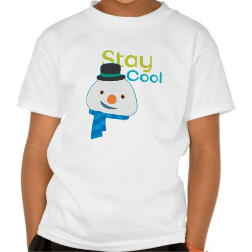 Chilly - Stay Cool. Regalos, Gifts. #camiseta #tshirt