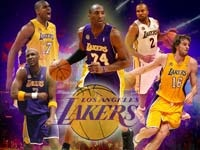 Lakers Roster 2008-09