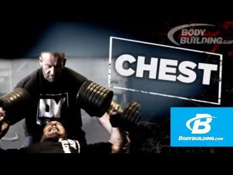Built by Science - Anatomy, Biomechanics, & 6 Week Training Program - Chest - Bodybuilding.com - YouTube